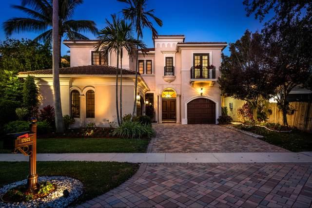 17921 Villa Club Way, Boca Raton, FL 33496 (#RX-10721100) :: Michael Kaufman Real Estate