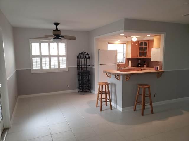 629 Brittany N #629, Delray Beach, FL 33446 (#RX-10721145) :: Michael Kaufman Real Estate