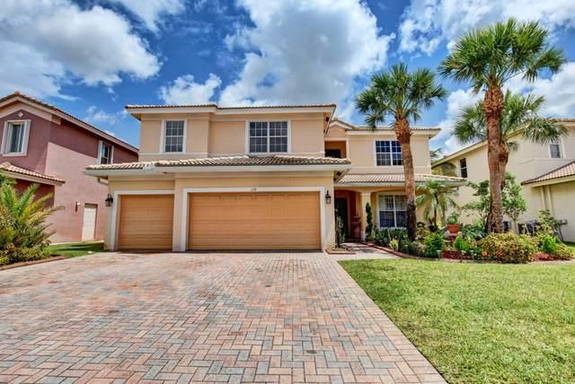 110 Ibisca Terrace, Royal Palm Beach, FL 33411 (#RX-10721162) :: Michael Kaufman Real Estate