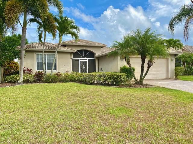 509 NW Waverly Circle, Port Saint Lucie, FL 34983 (#RX-10721165) :: Michael Kaufman Real Estate