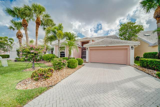 8204 Horseshoe Bay Road, Boynton Beach, FL 33472 (#RX-10721189) :: Michael Kaufman Real Estate