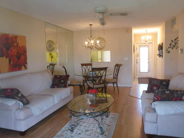 5071 W Oakland Park Boulevard #301, Lauderdale Lakes, FL 33313 (#RX-10721204) :: DO Homes Group