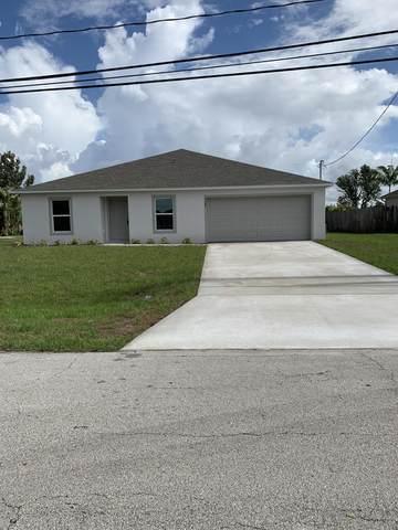 117 SW Whitmore Drive, Port Saint Lucie, FL 34984 (#RX-10721207) :: Michael Kaufman Real Estate