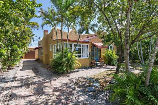 321 Malverne Road, West Palm Beach, FL 33405 (MLS #RX-10721236) :: The Paiz Group
