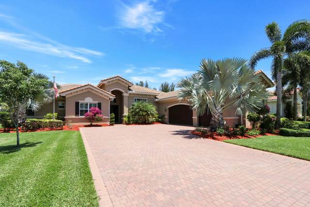 7726 Maywood Crest Drive, Palm Beach Gardens, FL 33412 (#RX-10721241) :: Michael Kaufman Real Estate