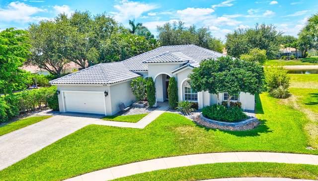11139 Winding Pearl Way, Wellington, FL 33414 (#RX-10721320) :: Michael Kaufman Real Estate