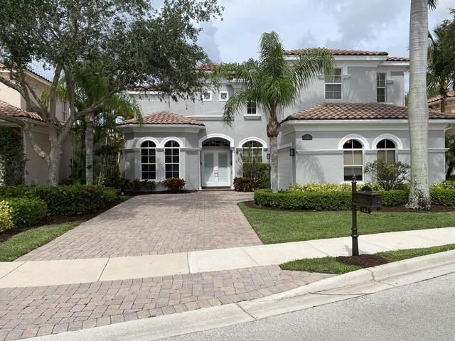 104 Siesta Way, Palm Beach Gardens, FL 33418 (#RX-10721327) :: Michael Kaufman Real Estate