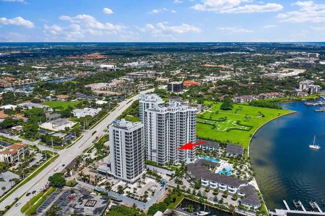 2 Water Club Way #603, North Palm Beach, FL 33408 (#RX-10721355) :: The Reynolds Team | Compass