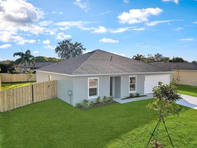 514 SW Whitmore Drive, Port Saint Lucie, FL 34984 (#RX-10721358) :: Michael Kaufman Real Estate