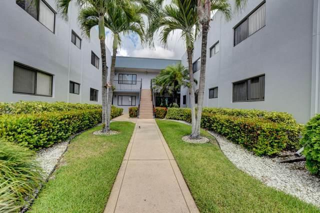 15108 Ashland Drive #210, Delray Beach, FL 33484 (#RX-10721365) :: Michael Kaufman Real Estate