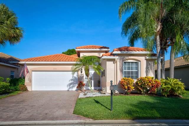7225 Catania Drive, Boynton Beach, FL 33472 (#RX-10721372) :: Michael Kaufman Real Estate