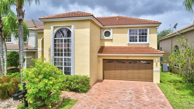 1068 NW 116 Avenue, Coral Springs, FL 33071 (#RX-10721373) :: Michael Kaufman Real Estate