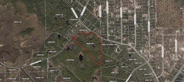 0 Yates Creek Road, Perry, FL 32348 (#RX-10721421) :: The Rizzuto Woodman Team