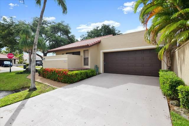6876 Palmar Court, Boca Raton, FL 33433 (#RX-10721433) :: Michael Kaufman Real Estate