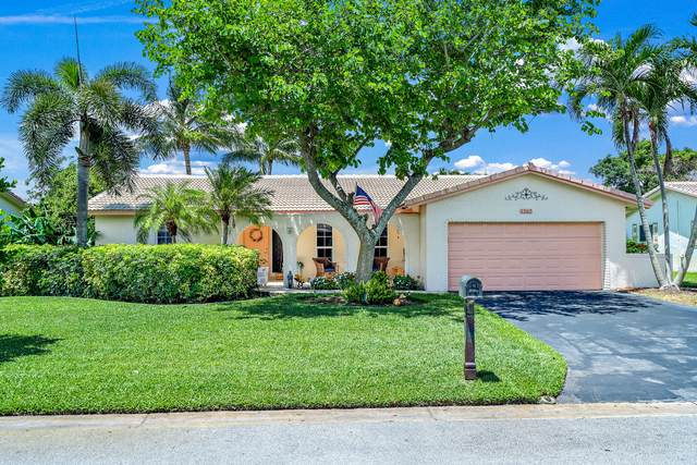 1262 NW 84th Drive, Coral Springs, FL 33071 (MLS #RX-10721454) :: Berkshire Hathaway HomeServices EWM Realty