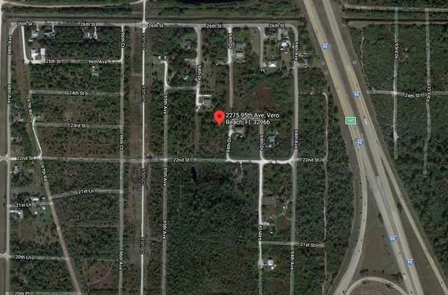 2275 95th Avenue, Vero Beach, FL 32966 (MLS #RX-10721466) :: Castelli Real Estate Services