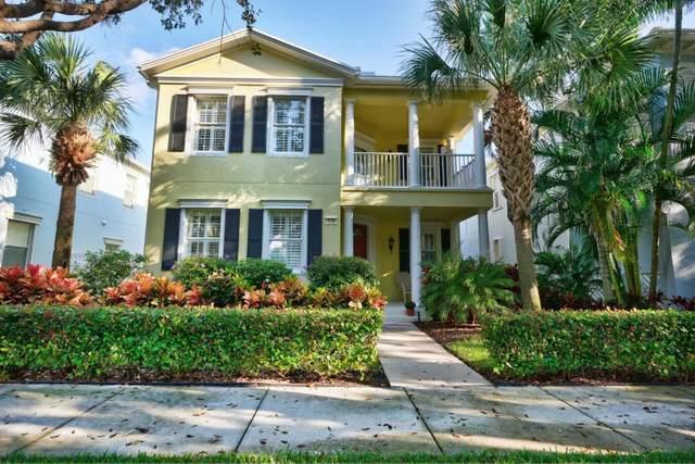 119 Castries Drive, Jupiter, FL 33458 (MLS #RX-10721501) :: Castelli Real Estate Services