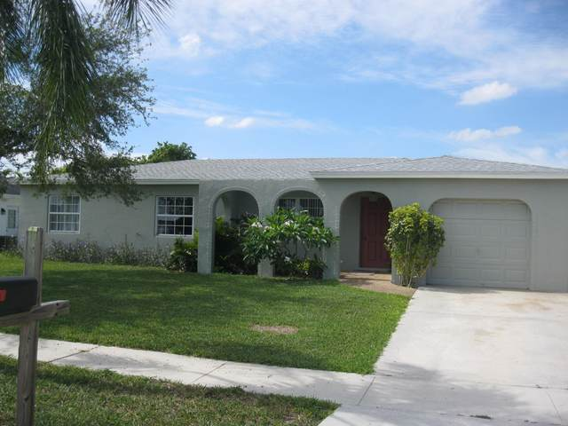 11058 Delta Circle, Boca Raton, FL 33428 (#RX-10721542) :: Michael Kaufman Real Estate