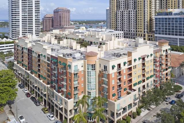 600 S Dixie Highway #857, West Palm Beach, FL 33401 (#RX-10721547) :: Michael Kaufman Real Estate