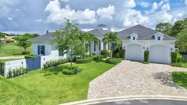 770 Joe Lee Circle, Delray Beach, FL 33445 (#RX-10721570) :: Michael Kaufman Real Estate