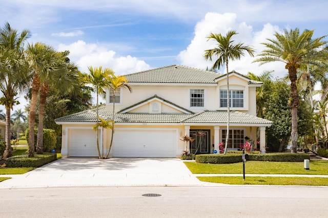 3806 Moon Bay Circle, Wellington, FL 33414 (#RX-10721572) :: Michael Kaufman Real Estate