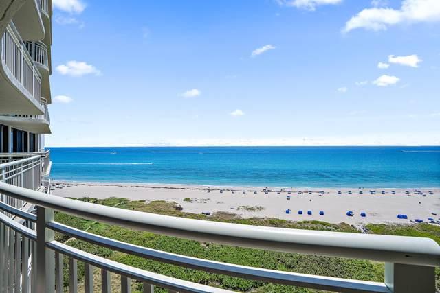3000 N Ocean Drive 14-D, Singer Island, FL 33404 (#RX-10721613) :: Posh Properties