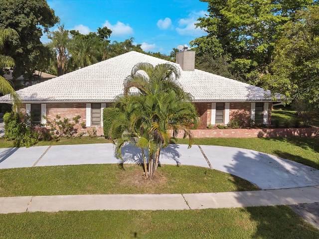 6679 N Grande Drive, Boca Raton, FL 33433 (#RX-10721627) :: Michael Kaufman Real Estate
