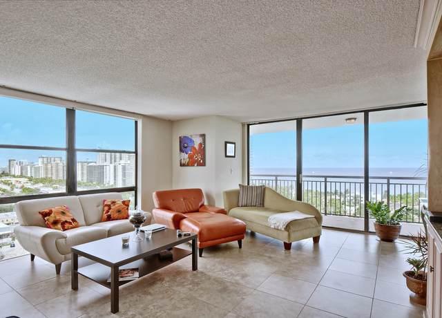 3031 N Ocean Boulevard #1706, Fort Lauderdale, FL 33308 (#RX-10721630) :: The Power of 2 | Century 21 Tenace Realty