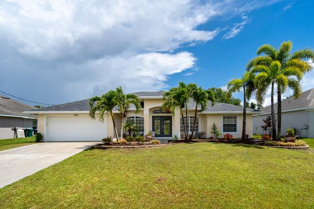 5516 NW Scepter Drive, Port Saint Lucie, FL 34983 (#RX-10721632) :: Michael Kaufman Real Estate