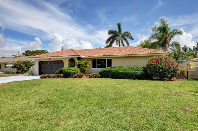 225 NE 24th Court, Boca Raton, FL 33431 (#RX-10721666) :: Michael Kaufman Real Estate