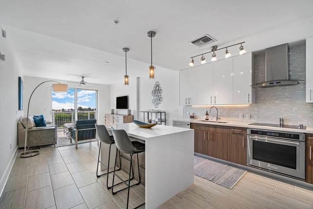236 SE Fifth Avenue #405, Delray Beach, FL 33483 (#RX-10721668) :: DO Homes Group