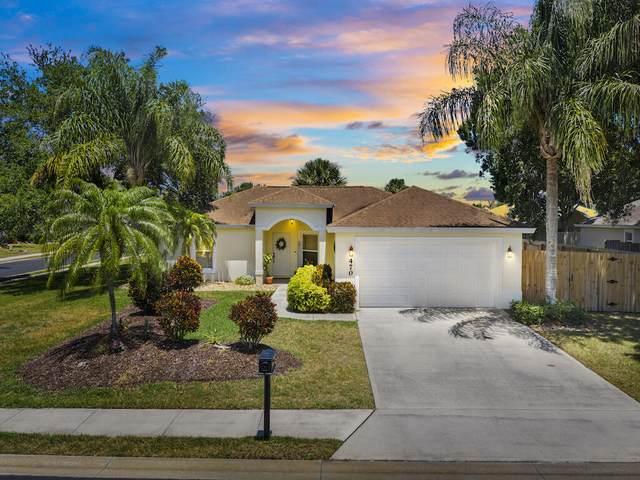 470 High Hawk Circle, Vero Beach, FL 32962 (#RX-10721669) :: Michael Kaufman Real Estate