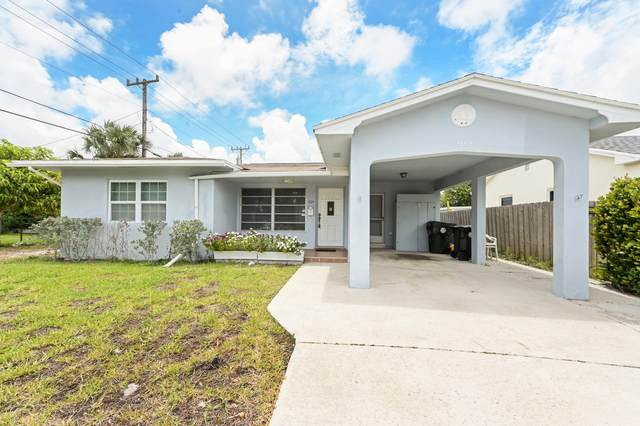 1805 N Ocean Breeze, Lake Worth Beach, FL 33460 (MLS #RX-10721679) :: Castelli Real Estate Services