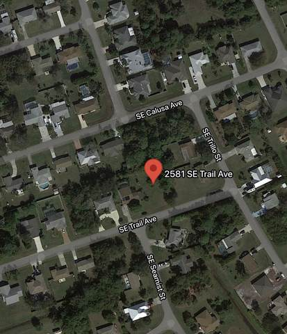2581 SE Trail Avenue, Port Saint Lucie, FL 34953 (#RX-10721693) :: Michael Kaufman Real Estate