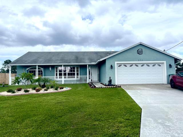 377 SW Aero Circle, Port Saint Lucie, FL 34953 (#RX-10721695) :: Michael Kaufman Real Estate