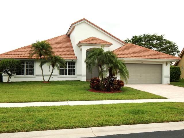 6130 Pitch Lane, Boynton Beach, FL 33437 (#RX-10721704) :: Michael Kaufman Real Estate