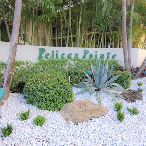 30 Pelican Pointe Drive #203, Delray Beach, FL 33483 (#RX-10721708) :: Heather Towe | Keller Williams Jupiter