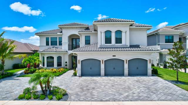 9759 Rennes Lane, Delray Beach, FL 33446 (#RX-10721740) :: Real Treasure Coast