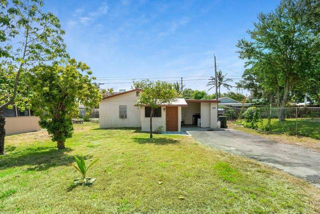 625 SE 3rd Avenue, Delray Beach, FL 33483 (#RX-10721820) :: Michael Kaufman Real Estate