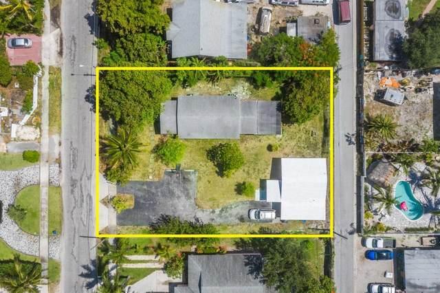 621 + 625 SE 3rd Avenue, Delray Beach, FL 33483 (#RX-10721826) :: Treasure Property Group