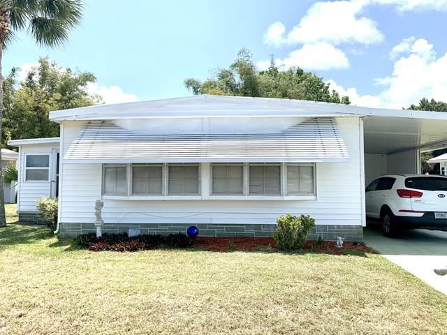 814 Thrush Circle, Barefoot Bay, FL 32976 (#RX-10721855) :: Posh Properties