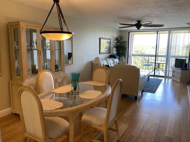 600 Egret Circle #7401, Delray Beach, FL 33444 (#RX-10721857) :: The Rizzuto Woodman Team