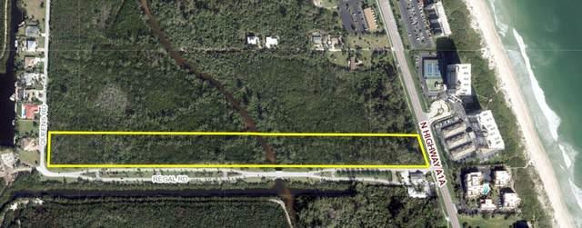 0 N Highway A1a, Fort Pierce, FL 34949 (#RX-10721867) :: Ryan Jennings Group