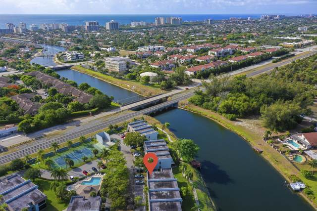 440 S Canal Point #128, Delray Beach, FL 33444 (#RX-10721882) :: The Reynolds Team | Compass