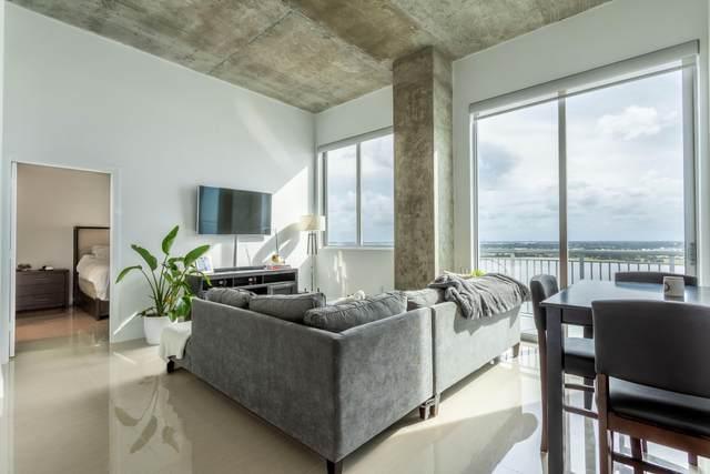300 S Australian Avenue #1608, West Palm Beach, FL 33401 (#RX-10721929) :: Michael Kaufman Real Estate
