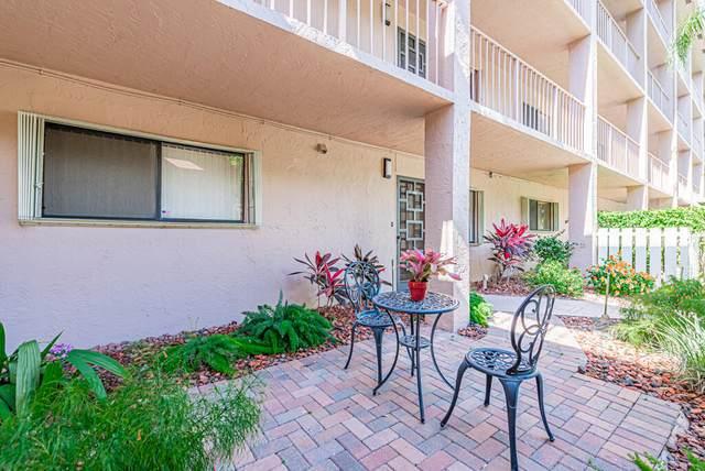 7340 Amberly Lane #106, Delray Beach, FL 33446 (#RX-10721932) :: Treasure Property Group