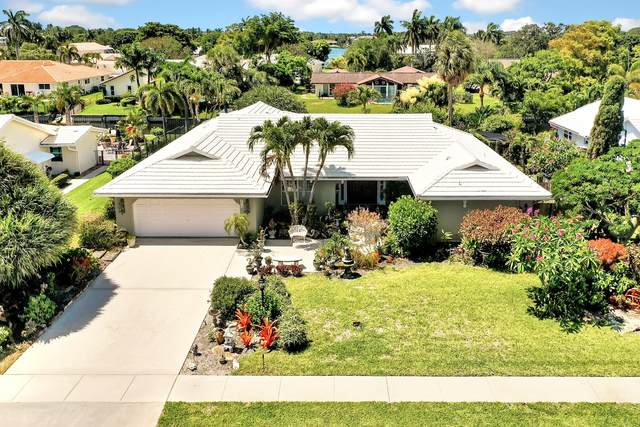 832 SW 35 Th Avenue, Boynton Beach, FL 33435 (#RX-10721940) :: Michael Kaufman Real Estate