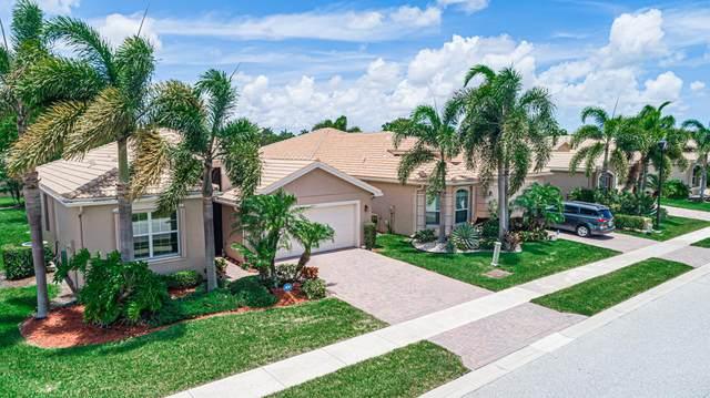 9651 Hunterston Drive, Boynton Beach, FL 33473 (#RX-10721944) :: The Power of 2 | Century 21 Tenace Realty