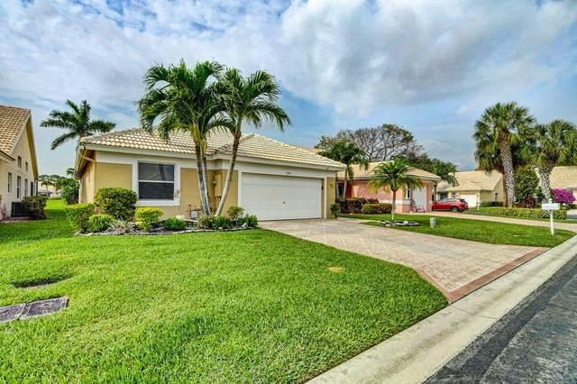 5140 Marla Drive, Boynton Beach, FL 33436 (#RX-10721947) :: Michael Kaufman Real Estate