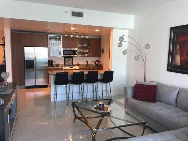 1945 S Ocean Drive #309, Hallandale Beach, FL 33009 (#RX-10721960) :: DO Homes Group